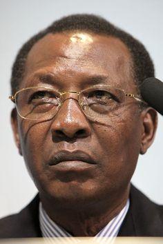 Idriss Déby, président de la République depuis 1990. ◆Tchad — Wikipédia https://fr.wikipedia.org/wiki/Tchad #Chad