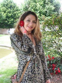 UN VESTIDO PARA MÍ♥                                       by bea       : Dress. hippie chic