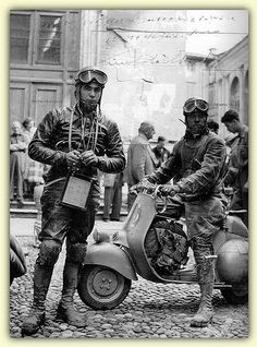 Sei Giorni Vespa by vegansydney, via Flickr