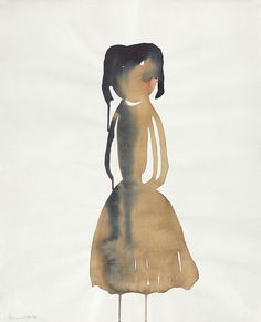 Leiko Ikemura, Figur, 1996