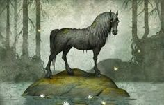 kelpie mythological creature