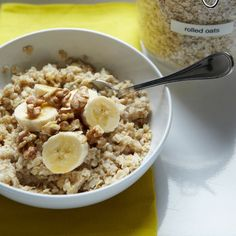lose belly fat by eating oatmeal