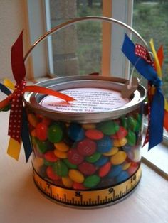 I cased this from Pintrest. Loved it. Made on for my son's teacher.