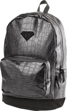 Diamond Crock Backpack - now available at Warehouse Skateboards! #whskate #spring2015 #skateboarding