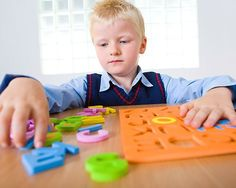 Aprender el alfabeto con puzles