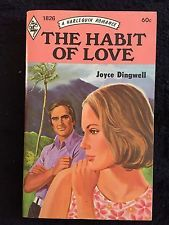 The Habit of Love ~ JOYCE DINGWELL ~ Mills & Boon Vintage