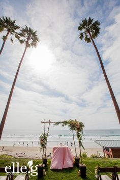 Scripps Seaside Forum in La Jolla, California. Beautiful place for a wedding any time of the year.
