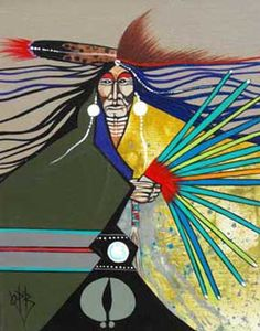 PeyoteMan by Painter/Comanche Artist - Quanah Parker Burgess kK Native American Paintings, Native American Artists, Indian Paintings, Native American Church, Native American Quotes, Modern Indian Art, American Indian Art, Medicine Wheel, Feather Painting