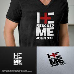 He rescued me T-Shirt by MycroBurst designer carlovillamin.