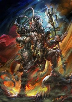 King predator