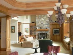 Family Room Ideas, Sold By NJ Estates Real Estate Group.