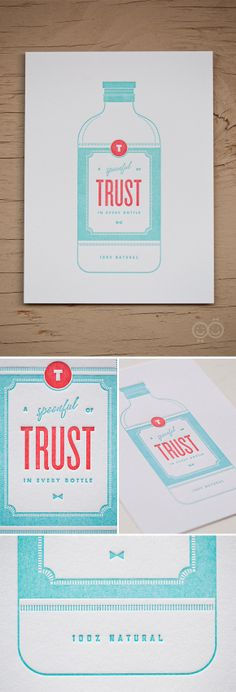 A Spoonful of Trust - One Plus One Design