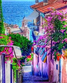 Tellaro is a village on the east coast of the Gulf of La Spezia in Liguria, northern Italy