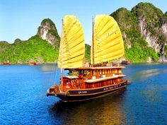 Halong Cruise Tours: The number one Halong cruises provider in Vietnam with a great number of cruises. Check our website for further tour information. Vietnam Tourism, Vietnam Hotels, Vietnam Travel, Asia Travel, Good Morning Dog, Cheap Travel Deals, Vietnam Voyage, Ha Long Bay, Travel Companies