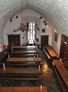Inside Bunratty Castle, Bunratty, Clare, Ireland  Copyright: Emmanuel LE CLERCQ