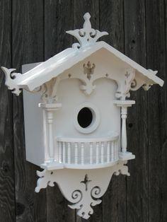 Cuckoo Cottage Birdhouse For Bluebirds