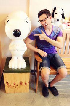 Charlie Brown Cafe | Busan