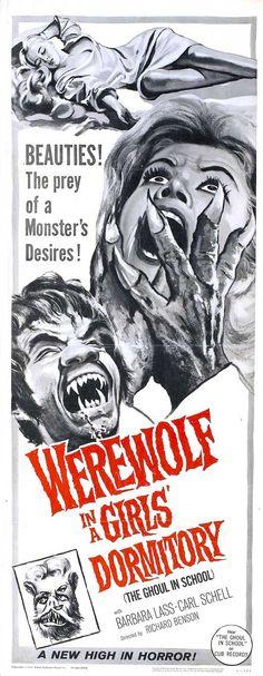 Werewolf In A Girls' Dormitory (1963)
