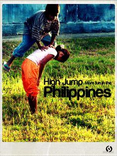 High Jump High Jump, Mural Art, More Fun, Philippines, Mural Wall Art, Mural Painting