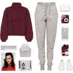 Untitled #1011 by theonlynewgirl on Polyvore featuring Chloé, Topshop, adidas, DRKSHDW and Polaroid
