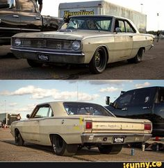gasmonkeygarage, dodge, dart, hellcat, old_n_dusty Dodge Muscle Cars, Custom Muscle Cars, Plymouth Duster, Dodge Dart, Hot Cars, Mopar, Cars Motorcycles, Dream Cars, Charger Srt8