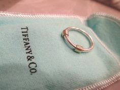 7868c28ab AUTHENTIC TIFFANY & CO 750 YELLOW GOLD STERLING SILVER BAND RING 6.5