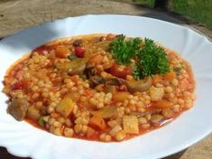 Zöldséges pásztortarhonya Risotto, Grains, Food And Drink, Rice, Ethnic Recipes, Jim Rice, Korn, Brass