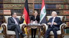 SCHARFBLICK: Außenminister im Iraq - It's not my cup of tea, Mi...