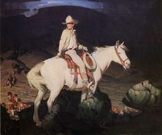 The Texan 1929 - William Herbert Dunton