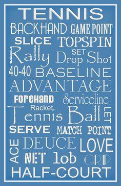 Tennis art - Australian Open 2013 #ausopen #tennis