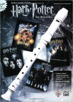Amazon.com: Harry Potter Recorder Songbook (Book Only) eBook: Alfred Publishing: Kindle Store