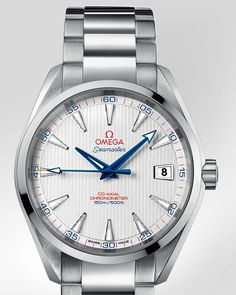 OMEGA Watches: Seamaster Aqua Terra Chronometer - Steel on steel - 231.10.42.21.02.002