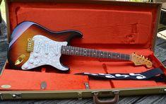 Fender Stratocaster Sunburst, Music Instruments, Guitar, Google, Musical Instruments, Guitars