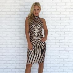 Our online dress boutique features unique styles and dresses that are hand picked for you. Shop our online clothing dress boutique today for the hottest styles Going Out Outfits, New Outfits, Dress Outfits, Sequin Midi Dress, Bodycon Dress, New Year's Eve 2019, Boutique Dresses, Dresses For Work, Sequins