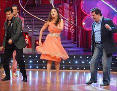 Bollywood Dance :Urmila with Jeetendra & Rishi Kapoor