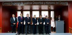 holaesungusto: IPD INAUGURÓ LAS MODERNAS OFICINAS DEL CONSEJO SUPERIOR DE JUSTICIA DEPORTIVA Y HONORES DEL DEPORTE EN EL ESTADIO NACIONAL