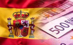 National Flag Of Spain And Euro Banknote - Concept. Euro Currency Stock Image - Image of crisis, banking: 66196347 Bridge Loan, Silver Investing, Euro Coins, Best Investments, National Flag, Fun To Be One, Personal Finance, How To Introduce Yourself, Fundraising