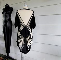 DIY Clothes Refashion: DIY No Sew,Tee-Shirt Beach Cover Up,