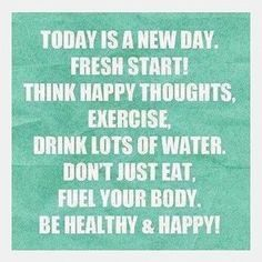 Be happy and healthy today! #tuesday #tuesdaymorning
