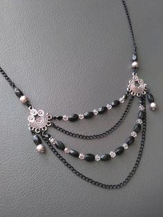 44 meilleures images du tableau Colliers   Necklaces, Crystals et ... 198a9276f249