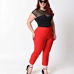 Vintage plus size rockabilly fashion style outfits ideas 96