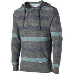 Billabong Henley Pullover Hoodie - Men's | Backcountry.com