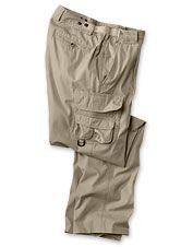 14-Pocket Expedition Poplin Cargo Pants