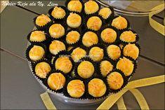 NASTAR KEJU ALA NY. LIEM | Catatan-Nina Oreo Pudding Dessert, Indonesian Desserts, Pineapple Tart, Resep Cake, Bread Cake, Almond Cookies, Holiday Cookies, Snacks, Pasta