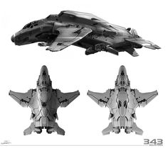 Spaces Between, sparth: initial concepts done for the broadsword...