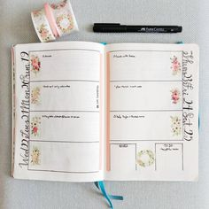 Next week's spread turned out so sweet and pretty! I don't really have any new unique and useful things to share for today's…