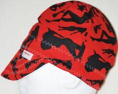 Welding  cap  MADE WITH  CAMEO OU