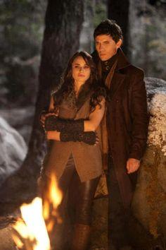 Twilight Saga:Breaking Dawn Part 2 - Carmen (Mia Maestro) and Eleazar(Christian Camargo) of the Denali Coven