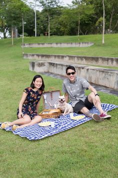 SHENTONISTA: Family Pawtraits - The Little Things. Alice, Vet. Martin, Musician. Alice's Dress from ASOS, Sneakers from New Balance, Earrings from Feed My Paw. Martin's Shirt from 2401, Shorts from H&M, Sunglasses from Ray Ban. Billie is a French Bulldog. #theuniformsg #singapore #fashion #style #ootd #sgootd #ootdsg #wiwt #popular #people #female #womenswear #male #menswear #dogs #bulldog #ASOS #NewBalance #FeedMyPaw #2401 #HM #RayBan #FamilyPawtrait