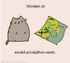 Hooked On A Feeling, Pusheen Cute, Grumpy Cat, Funny Moments, Puns, Haha, Motivational Quotes, Funny Pictures, Jokes